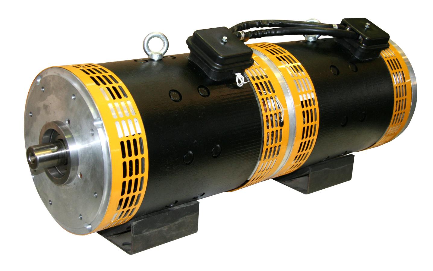 K11 dual ev motors kostov motors for Ac or dc motor for electric car
